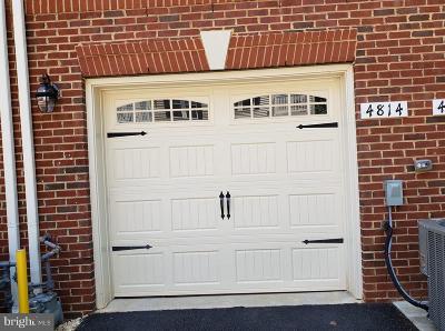 Condo For Sale: 4814 Dane Ridge Circle