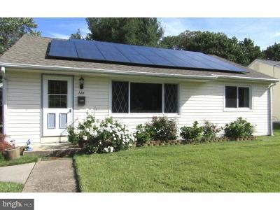 Pitman Single Family Home For Sale: 128 Brookfield Avenue