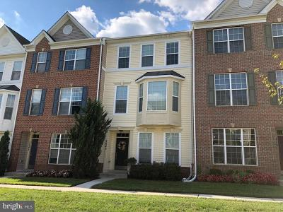 Odenton Townhouse For Sale: 2643 Didelphis Drive
