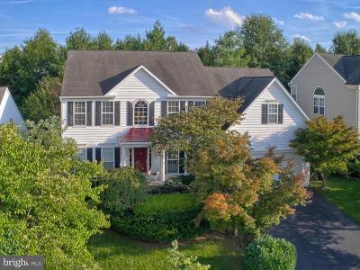 Villages Of Urbana Single Family Home For Sale: 9055 Major Smith Lane