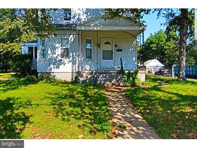 Paulsboro Single Family Home For Sale: 269 W Broad Street