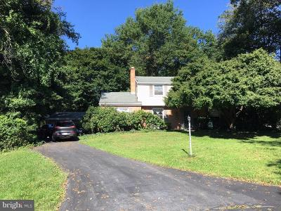 Frederick County Single Family Home For Sale: 7314 Parkview Drive