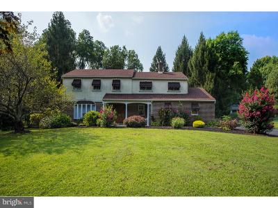 Glen Mills Single Family Home For Sale: 159 W Forge Road