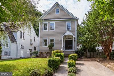 Chevy Chase Single Family Home For Sale: 5422 Nevada Avenue NW