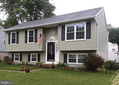Pasadena Single Family Home For Sale: 8007 Pine Ridge Road