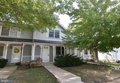 Calvert County Townhouse For Sale: 492 Twin Cove Lane