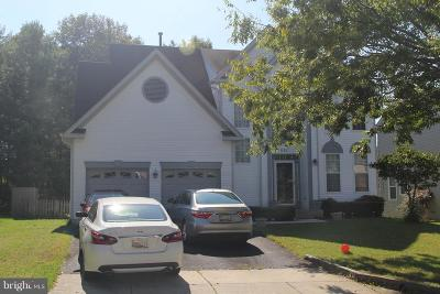 Bowie Single Family Home For Sale: 12531 Quarterhorse Drive