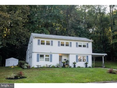 King Of Prussia Single Family Home For Sale: 584 Hansen Road