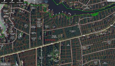 Calvert County Residential Lots & Land For Sale: 13155 Rousby Hall Road