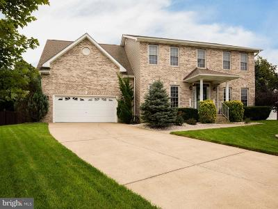 Winchester Single Family Home For Sale: 126 Van Gogh Terrace