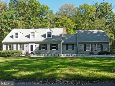 Hopewell Single Family Home Under Contract: 150 Crusher Road