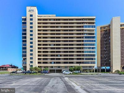 Ocean City Condo For Sale: 11400 Coastal Highway #7
