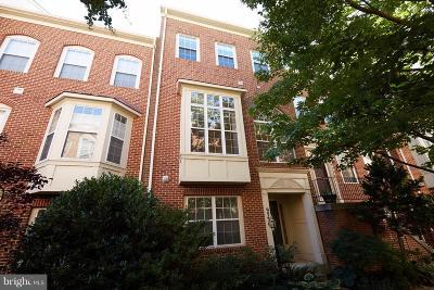 Gaithersburg Townhouse For Sale: 9736 Athletic Way