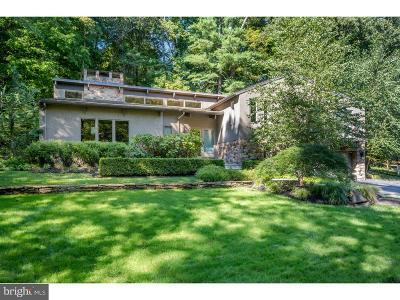 Bryn Mawr Single Family Home For Sale: 518 Morris Avenue