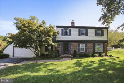 Gaithersburg Single Family Home For Sale: 13200 Darnestown Road