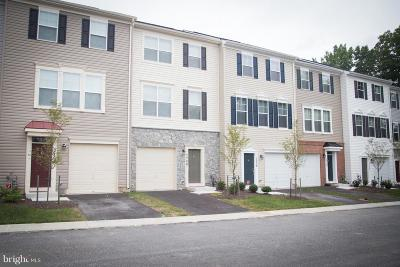 Glen Burnie Townhouse For Sale: 7713 Allenwood Court