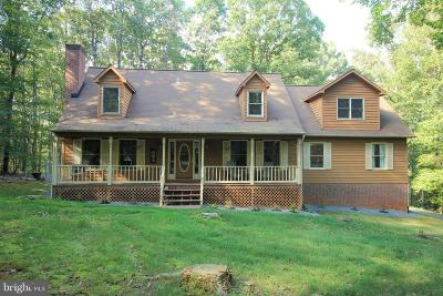 Spotsylvania Single Family Home For Sale: 12005 Lee Drive