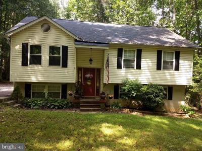 Spotsylvania Single Family Home For Sale: 12401 Sickles Lane