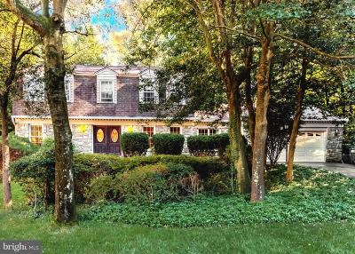 Annandale Single Family Home For Sale: 3801 Dade Drive