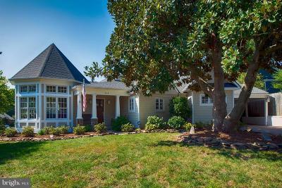 Alexandria Single Family Home For Sale: 8118 Yorktown Drive