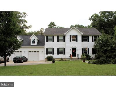 Vineland Single Family Home For Sale: 2112 Mays Landing Road