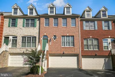 Rockville Townhouse For Sale: 407 Winding Rose Drive