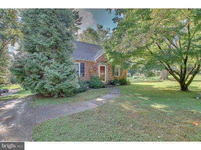 Newtown Square Single Family Home For Sale: 6 Dudie Drive