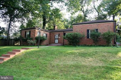 Montgomery County Single Family Home For Sale: 10312 Crestmoor Drive