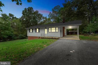 Brandywine Single Family Home For Sale: 14001 Duckett Road