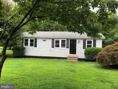 Spotsylvania Single Family Home For Sale: 6337 Brokenburg Road