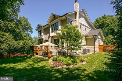 Vienna Single Family Home For Sale: 407 Upham Place NW