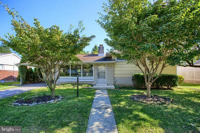 Camp Hill Single Family Home For Sale: 7 Cornell Drive