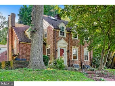 Overbrook Hills Single Family Home For Sale: 37 Overbrook Parkway