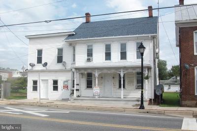 Carroll County Multi Family Home For Sale: 127 Baltimore/129, 131 Street E