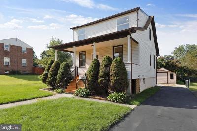Hamden, Hamilton, Hamilton Area, Hamilton-Lauraville, Hamilton/Parkville, Hamilton/Rosemont East, Hamiltowne Single Family Home For Sale: 2711 White Avenue