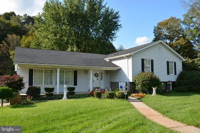 Frostburg Single Family Home For Sale: 14401 New Georges Creek Road