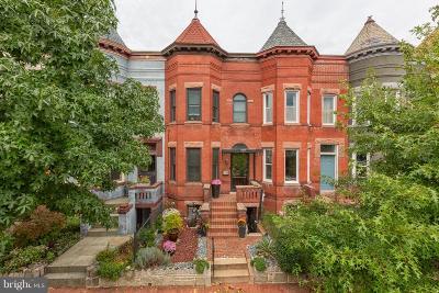 Bloomigdale, Bloomingdale Townhouse For Sale: 127 U Street NW