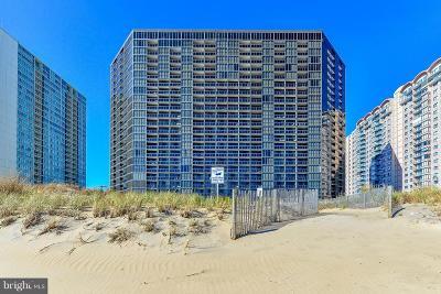 Ocean City Condo For Sale: 10900 Coastal Highway #2003