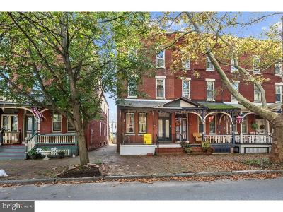 Burlington Townhouse For Sale: 342 E Union Street