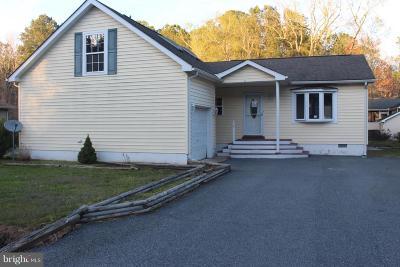Ocean Pines Single Family Home For Sale: 13 Bridgewater Road