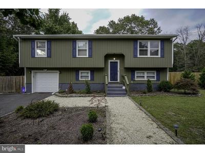 Hammonton Single Family Home For Sale: 5208 Pleasant Mills Road