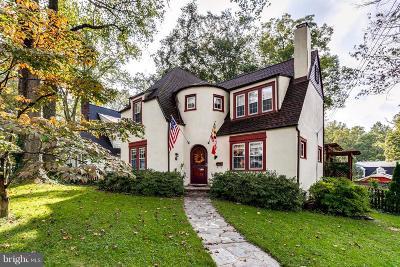 Baltimore Single Family Home For Sale: 24 Dutton Avenue