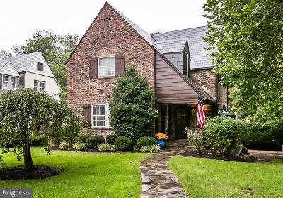 Baltimore Single Family Home For Sale: 716 Stoneleigh Road