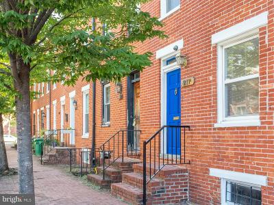 Barre Circle Townhouse For Sale: 217 Scott Street