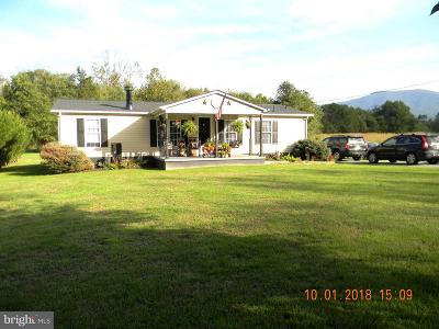 Stanley Single Family Home For Sale: 5343 Us Hwy Bsn 340