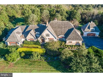 Bucks County Single Family Home For Sale: 5 Hollow Horn Road