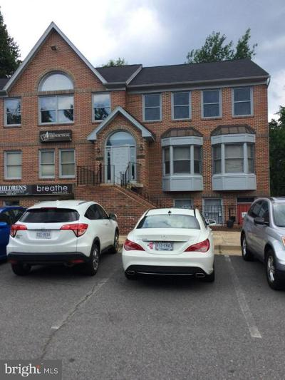 Fairfax County Commercial For Sale: 6350 Rolling Mill Place #102