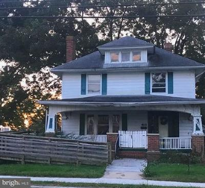 Laurel Single Family Home For Sale: 804 S Central Avenue