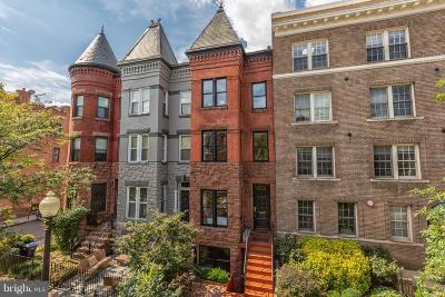Dupont Circle Townhouse For Sale: 1732 18th Street NW