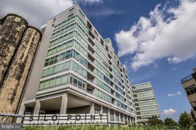 Locus Point, Locust Point, Locust Point/Silo Point Condo For Sale: 1200 Steuart Street #831